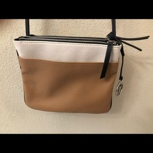 Nine West Bags - Nine West Leather Crossbody Handbag